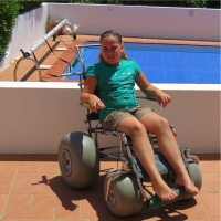 sand chair-beaches-disabled friendly-The Algarve-Portugal